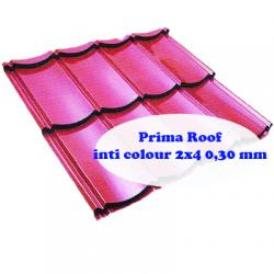 Prima Roof - Inti Colour 2X4  t: 0,30 mm